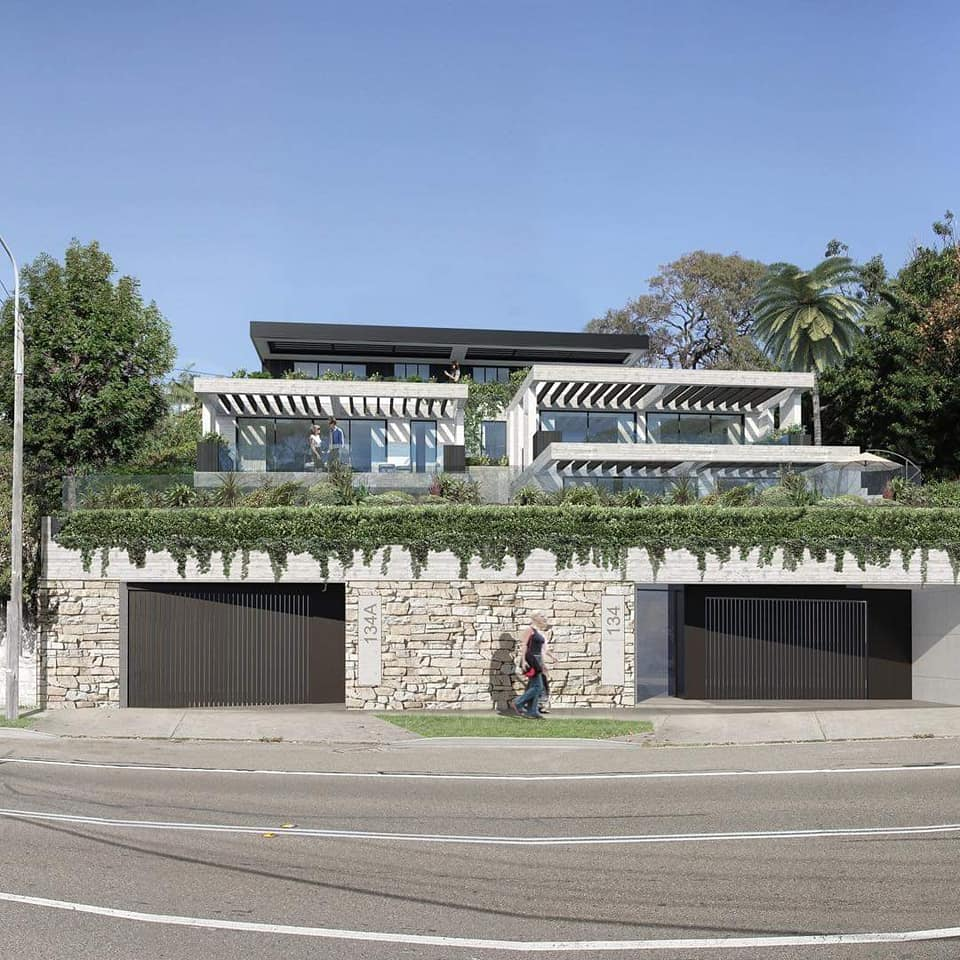 Luxury Apartment Development – DA Approval – Bellevue Hill